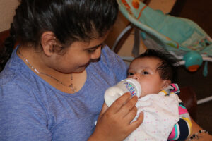Caring for Ana Sophia