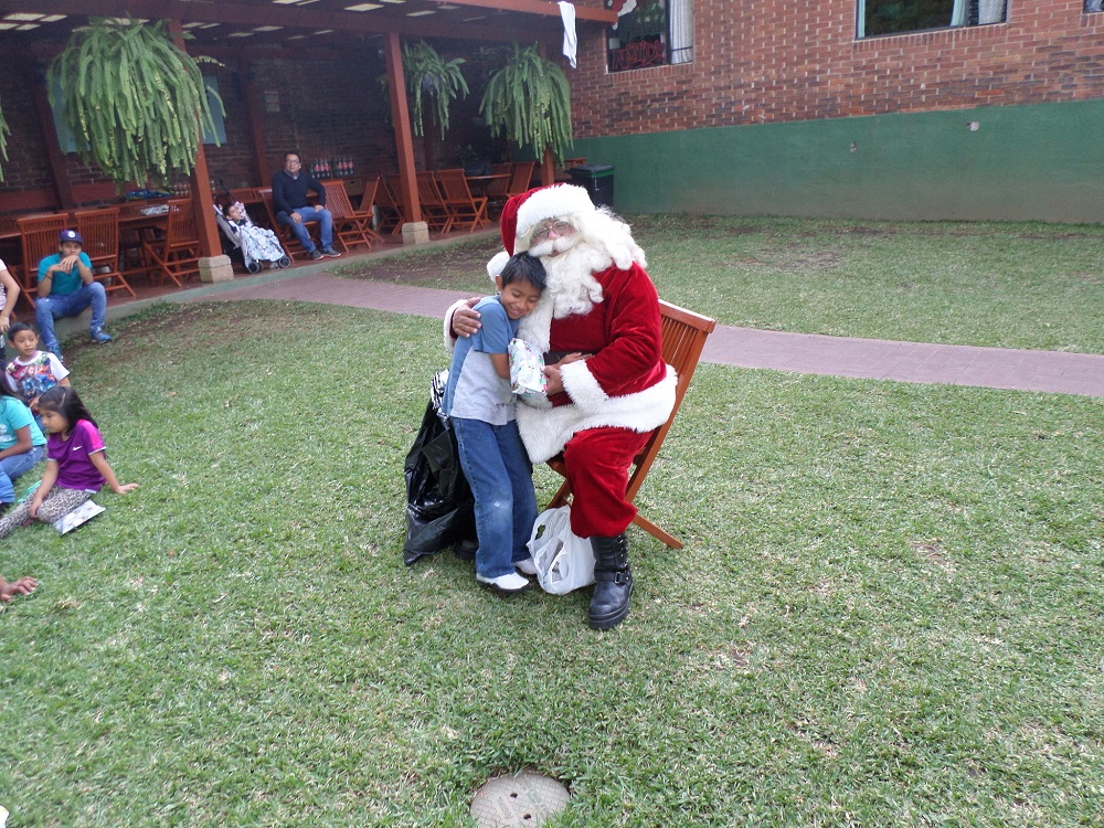 Christmas at Dories Promise