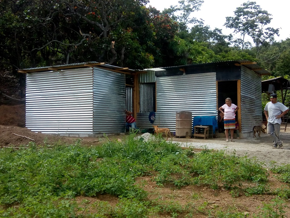 The New Home for the Fajardo Gómez family