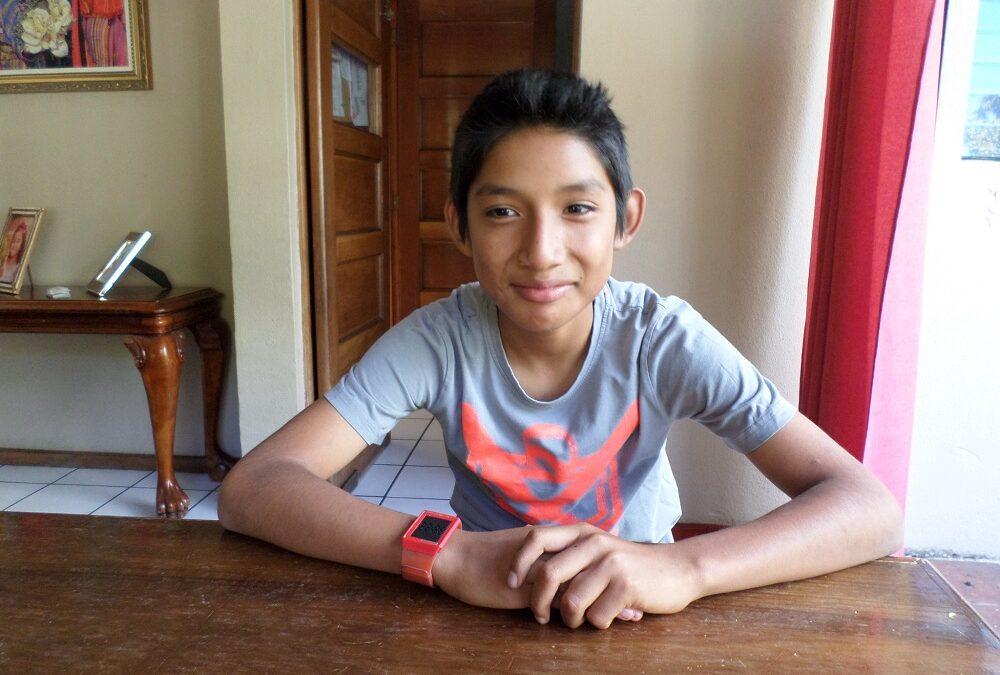 The Privilege of Raising Confident Young Men: Mateo