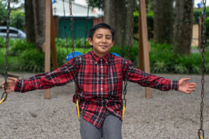 Ulises at Dorie's Promise