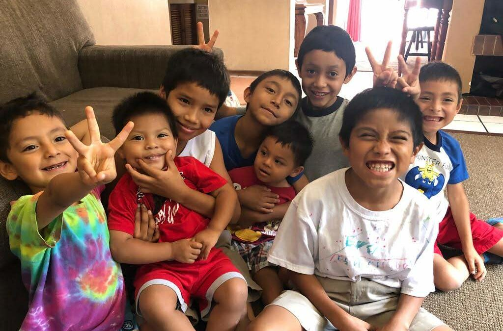 COVID-19: Our Children at Dorie's Promise Need You More Than Ever