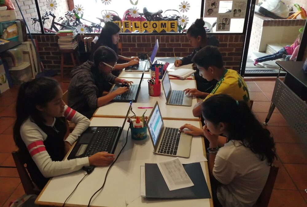 Working Towards Their Future—Career Training during a Pandemic