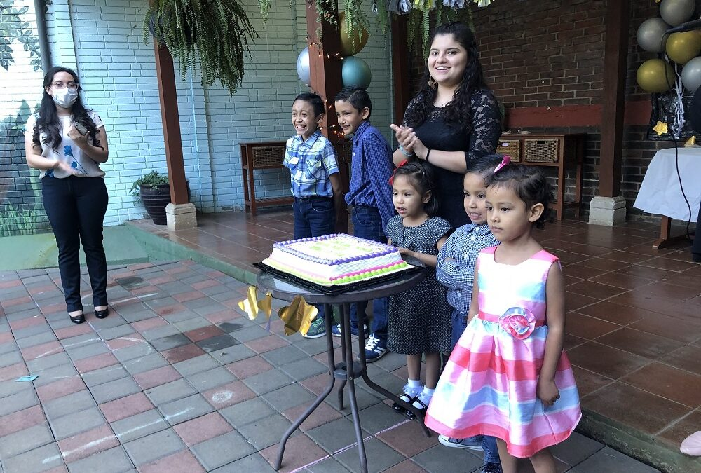 Birthday Updates and Blessings from Dorie's Promise—October and November 2020