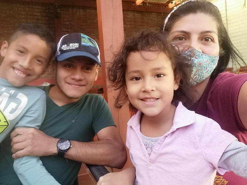 Children at Dorie's Promise
