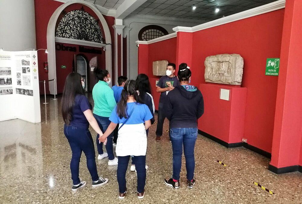 Teaching Mayan History in Modern Guatemala