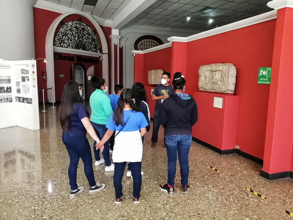 Field Trip to the National Museum of Archeology