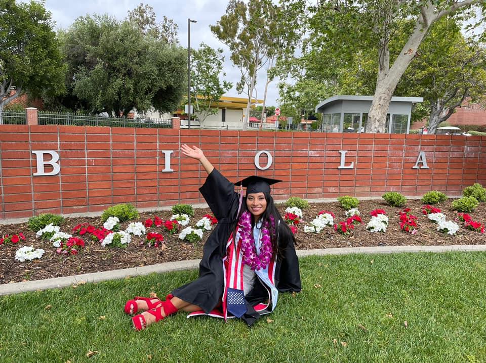 Nalley graduates from Biola