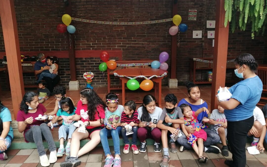 Fun Updates from Our August Birthday Kids